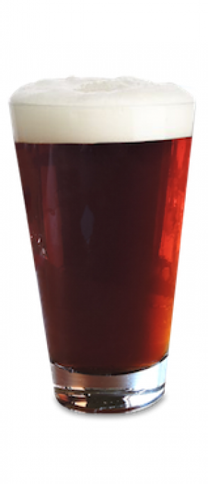 Alberta Dubbel by Fitzsimmons Brewing Co. in Alberta, Canada