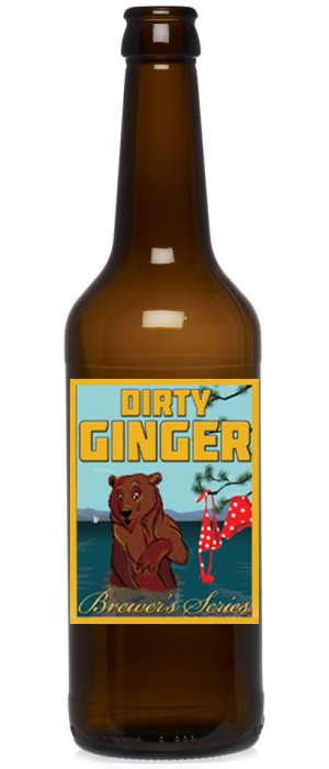 Dirty Ginger by Flathead Lake Brewing Co. in Montana, United States