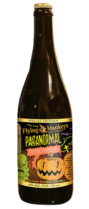 Paranormal by Flying Monkeys Craft Brewery in Ontario, Canada