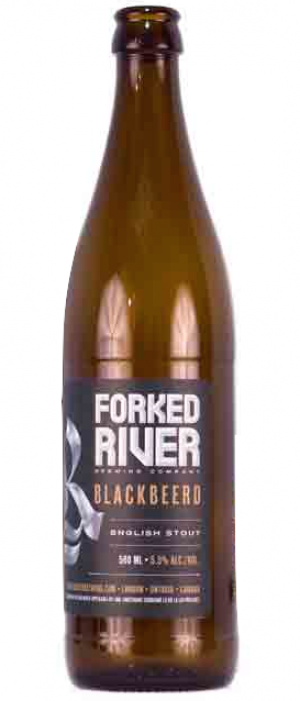 Blackbeerd by Forked River Brewing Company in Ontario, Canada