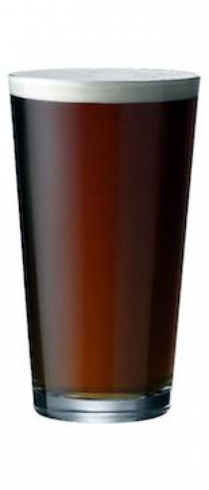 FRB Brown by Fort Rock Brewing in California, United States