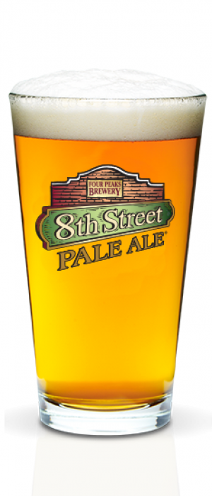 8th Street Pale Ale by Four Peaks Brewing Company in Arizona, United States