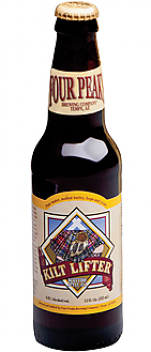 Kilt Lifter by Four Peaks Brewing Company in Arizona, United States