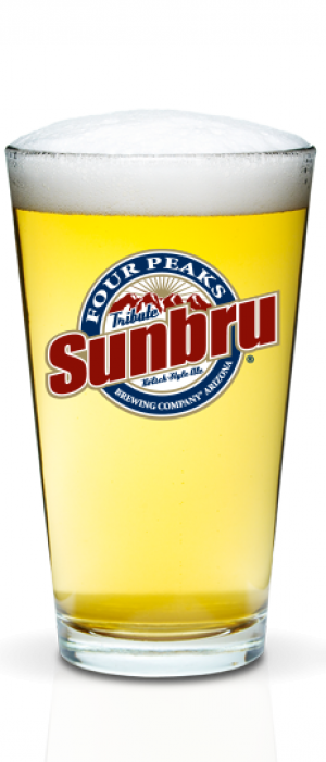 Sunbru by Four Peaks Brewing Company in Arizona, United States