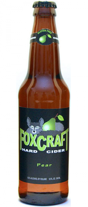 Pear by FoxCraft Hard Cider Company in California, United States