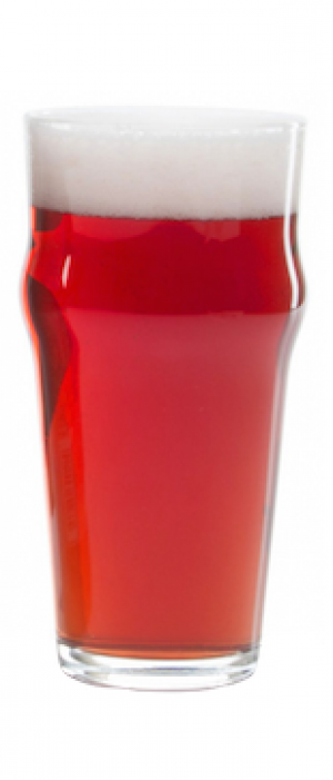 Fractal Cranberry Cider by Fractal Brewing Project in Alabama, United States