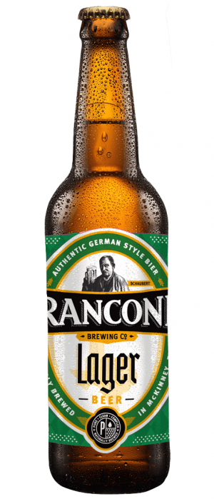 Lager by Franconia Brewing Company in Texas, United States