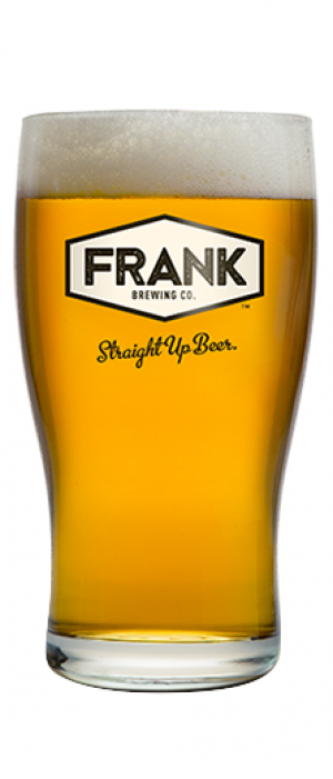 Smooth Hoperator Pale Ale by Frank Brewing Company in Ontario, Canada