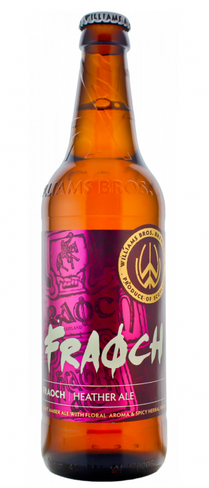 Fraoch Heather Ale by Williams Bros. Brewing Co. in Clackmannanshire - Scotland, United Kingdom