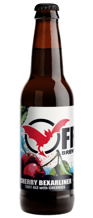 Cherry Bexarliner by Freetail Brewing Company in Texas, United States