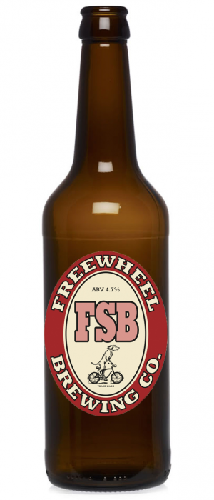 Freewheel Special Bitter by Freewheel Brewing Company in California, United States