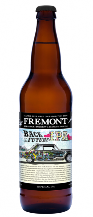 Back To The Future IPA