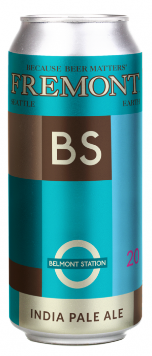 BS by Fremont Brewing in Washington, United States