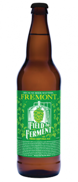 Field To Ferment by Fremont Brewing in Washington, United States