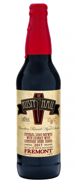 The Rusty Nail by Fremont Brewing in Washington, United States