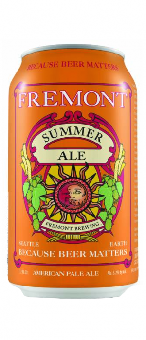 Summer Ale by Fremont Brewing in Washington, United States