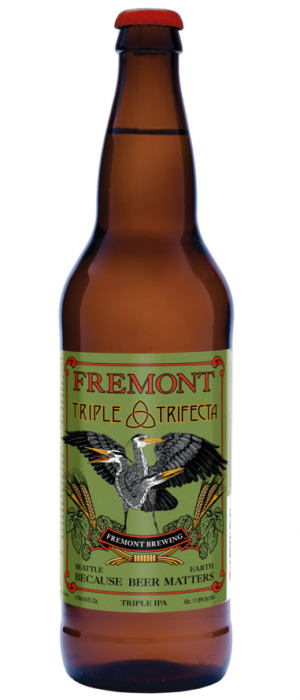 Triple Trifecta by Fremont Brewing in Washington, United States