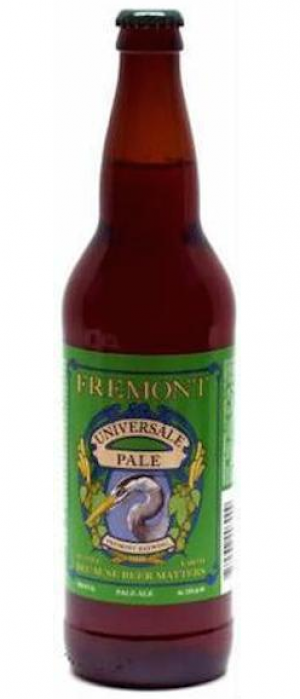 Universale Pale Ale by Fremont Brewing in Washington, United States