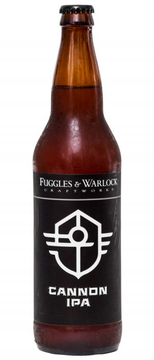 Cannon IPA by Fuggles & Warlock Craftworks in British Columbia, Canada