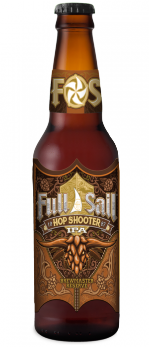 Hop Shooter IPA by Full Sail Brewing Company in Oregon, United States