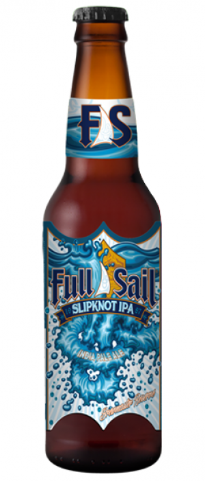 Slipknot IPA by Full Sail Brewing Company in Oregon, United States