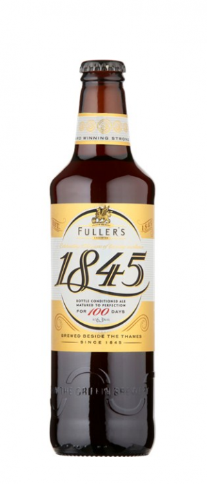 1845 by Fuller's Brewery in London - England, United Kingdom