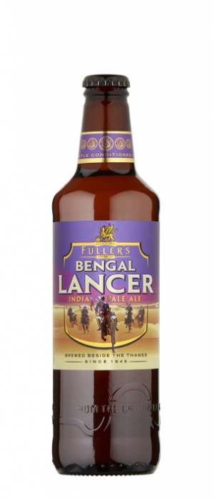 Bengal Lancer by Fuller's Brewery in London - England, United Kingdom