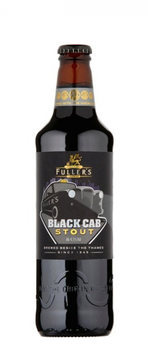 Black Cab Stout by Fuller's Brewery in London - England, United Kingdom