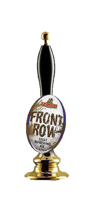 Front Row by Fuller's Brewery in London - England, United Kingdom