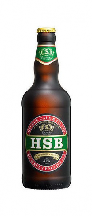 Horndean Special Bitter by Fuller's Brewery in London - England, United Kingdom