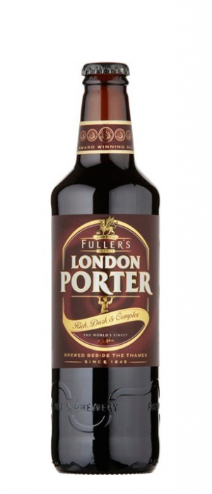 London Porter by Fuller's Brewery in London - England, United Kingdom