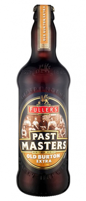 Past Masters Double Stout by Fuller's Brewery in London - England, United Kingdom
