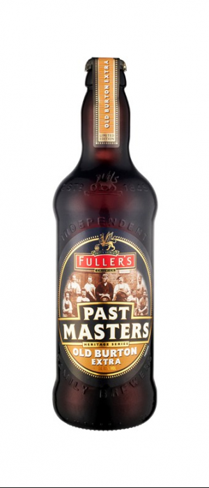 Past Masters Old Burton Extra by Fuller's Brewery in London - England, United Kingdom