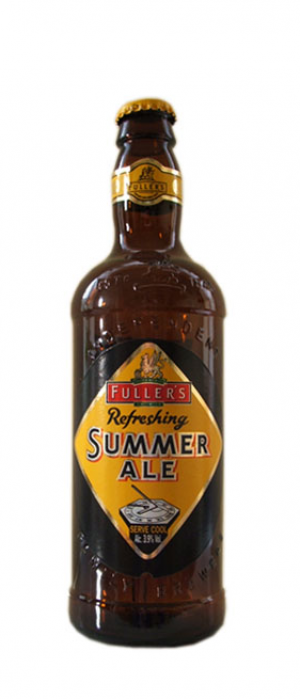 Summer Ale by Fuller's Brewery in London - England, United Kingdom