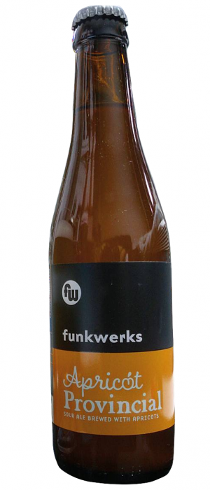 Apricot Provincial by Funkwerks in Colorado, United States