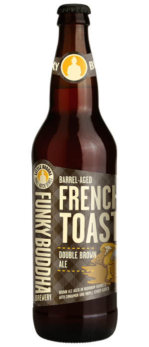 Bourbon Barrel-Aged French Toast by Funky Buddha Brewery in Florida, United States