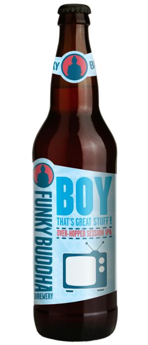 Boy That's Great Stuff by Funky Buddha Brewery in Florida, United States
