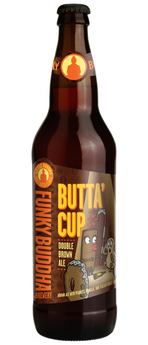 Butta' Cup by Funky Buddha Brewery in Florida, United States