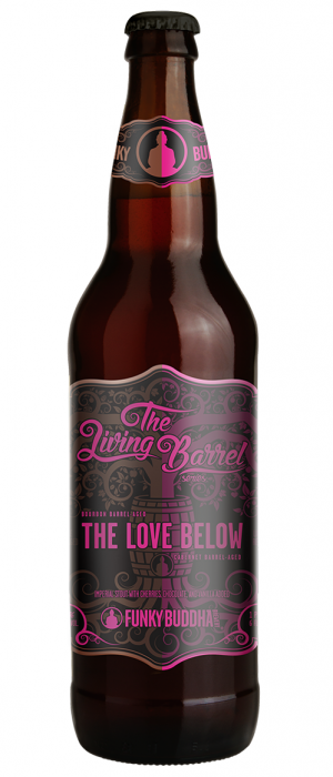 The Love Below by Funky Buddha Brewery in Florida, United States