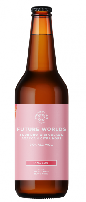 Future Worlds by Collective Arts Brewing in Ontario, Canada