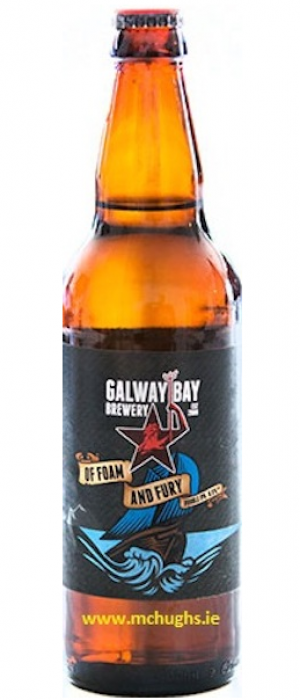 Of Foam and Fury by Galway Bay Brewery in Connacht, Ireland