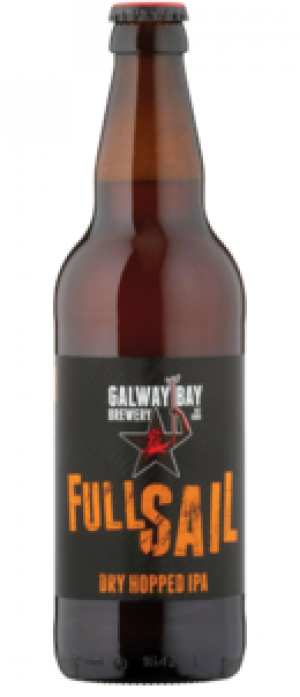 Full Sail by Galway Bay Brewery in Connacht, Ireland