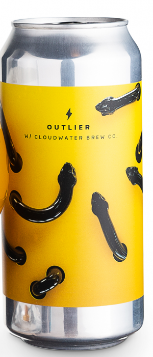 Outlier by Garage Beer Co. in Barcelona, Spain