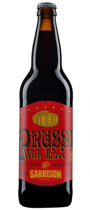 To Prussia With Love by Garrison Brewing Company in Nova Scotia, Canada