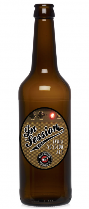In Session ISA by Garrison Brewing Company in Nova Scotia, Canada