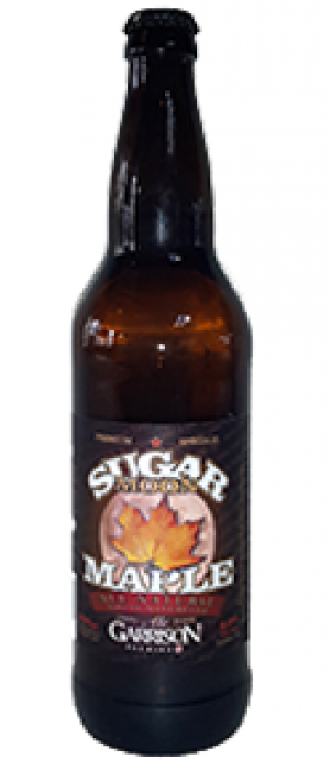 Sugar Moon Maple by Garrison Brewing Company in Nova Scotia, Canada