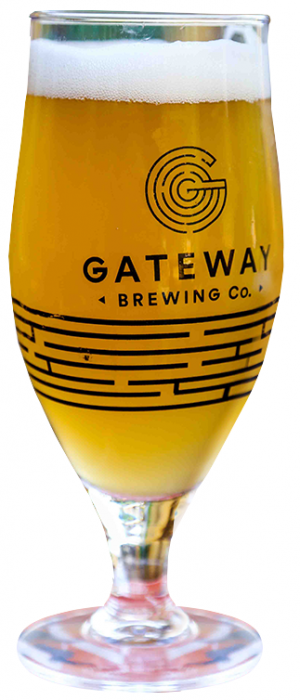 White Zen by Gateway Brewing Company in Maharashtra, India