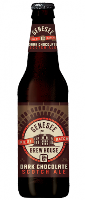 Dark Chocolate Scotch Ale by Genesee Brewing Company in New York, United States