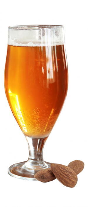 Toasted Almond Scotch Ale by Genesee Brewing Company in New York, United States