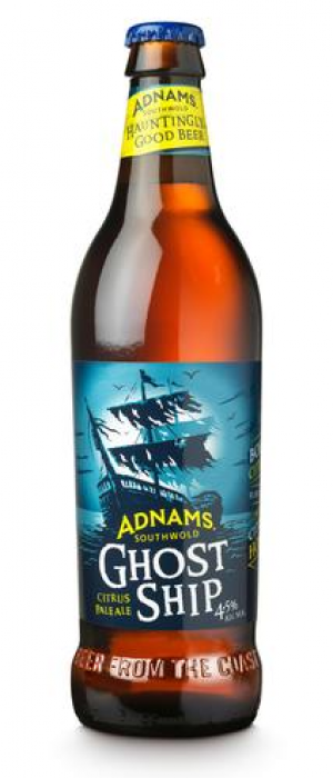 Ghost Ship Citrus Pale Ale by Adnams in East Suffolk - England, United Kingdom